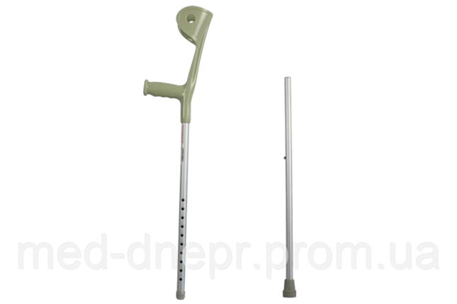 Регулируемый алюминиевый костыль ReMed KY937L, фото 2