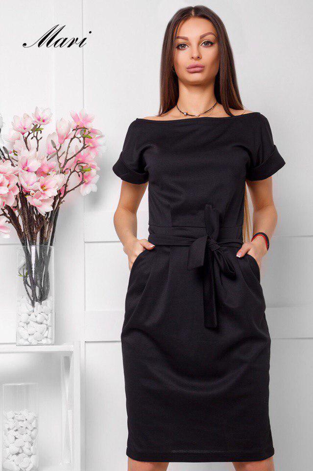 4a7e8087bb88 Удобное платье на каждый день ан-180518-1