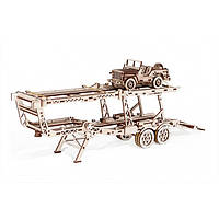 Прицеп автовоз | Wood Trick, фото 1