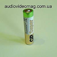 Батарейка GP LR03 ААА 1,5 V щёлочная Alkaline микропальчиковая, фото 1