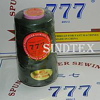 """092 Нитки """"777""""  швейные цветные 40/2 4000ярдов (от 6 бобин)"""