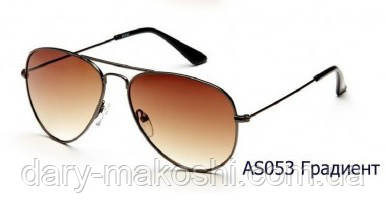 Солнцезащитные, Ребилитационные очки Федорова Модель AS053 Градиент Premium