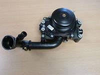 Водяной насос (помпа) для Mercedes (Мерседес) Diesel M651 / ML W166 / SLK R172 / C W204 / GLK X204 A6512006401