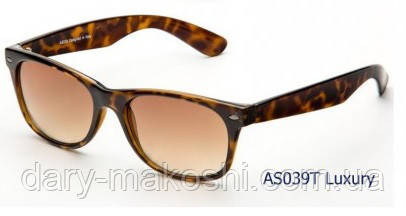 Солнцезащитные, Ребилитационные очки Федорова Модель AS039T Luxury
