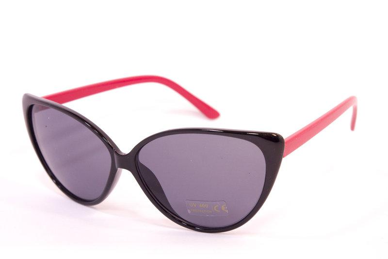 Солнцезащитные очки UV400 Черно-красные (9903-3)