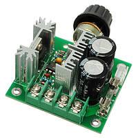 12В-40в 10А модуляции ШИМ двигатель постоянного тока управление скоростью переключатель губернатора