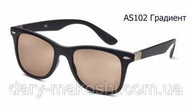 Солнцезащитные, Ребилитационные очки Федорова Модель AS102 Градиент Luxury