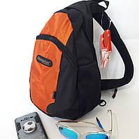 Рюкзак универсальный на одно плечо 10 л One polar W1292  городской спортивный