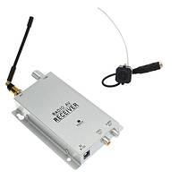 1.2г беспроводной цветной CMOS CCTV камеры видеонаблюдения комплект