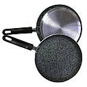 Сковорода блинная Maestro с гранитным покрытием, MR 1221-22 см, фото 2