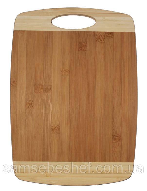 Доска разделочная Dynasty Wooden 33 х 24 см, 19631