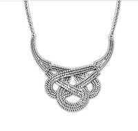 """Колье, украшение на шею """"Персия Antique Silver"""""""