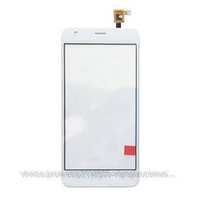 Тачскрин (сенсор) Blackview A7, A7 Pro, white (белый)