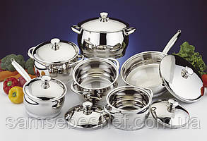Набор посуды Berghoff Cosmo 12 предметов, 1112268