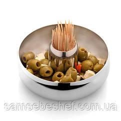 Блюдечко для маслин Berghoff 1108582