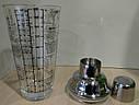 Шейкер для коктейлей GA Dynasty стеклянный 400 мл, 24036, фото 2