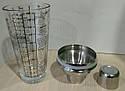 Шейкер для коктейлей GA Dynasty стеклянный 400 мл, 24036, фото 4