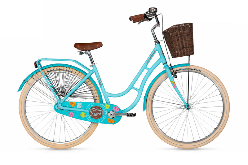 Велосипед Kellys Classic Dutch 28 430 мм Blue