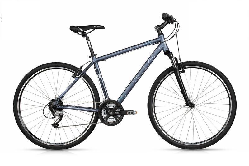 Велосипед Kellys 17 Cliff 70 Grey 17