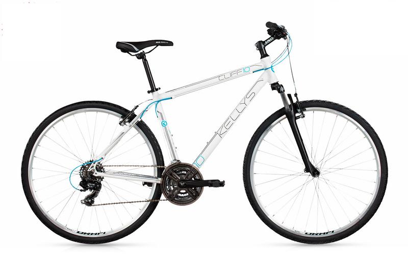 Велосипед Kellys 17 Cliff 10 White 17
