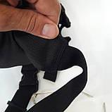 Стильный спортивный рюкзак Onepolar 1305 на одно плечо  20 л  сумка черный, фото 7