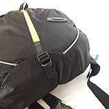 Стильный спортивный рюкзак Onepolar 1305 на одно плечо  20 л  сумка черный, фото 8