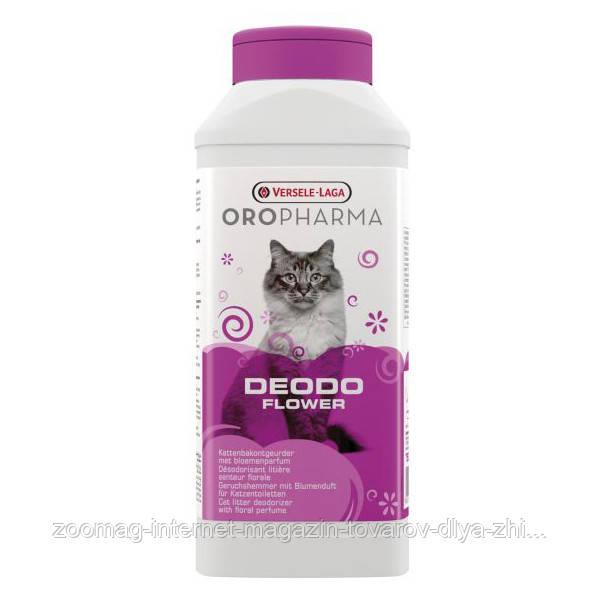 """Цветочный дезодорант для туалетов кошек """"Deodo Flower"""" 0.75кг, Versele-Laga™"""