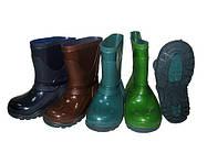 Производство расположено в Украине, благодаря этому мы можем обеспечить хорошие цены на галоши и сапоги. Мы предлагаем современные модели хорошего качества с красочной расцветкой и утеплителем.