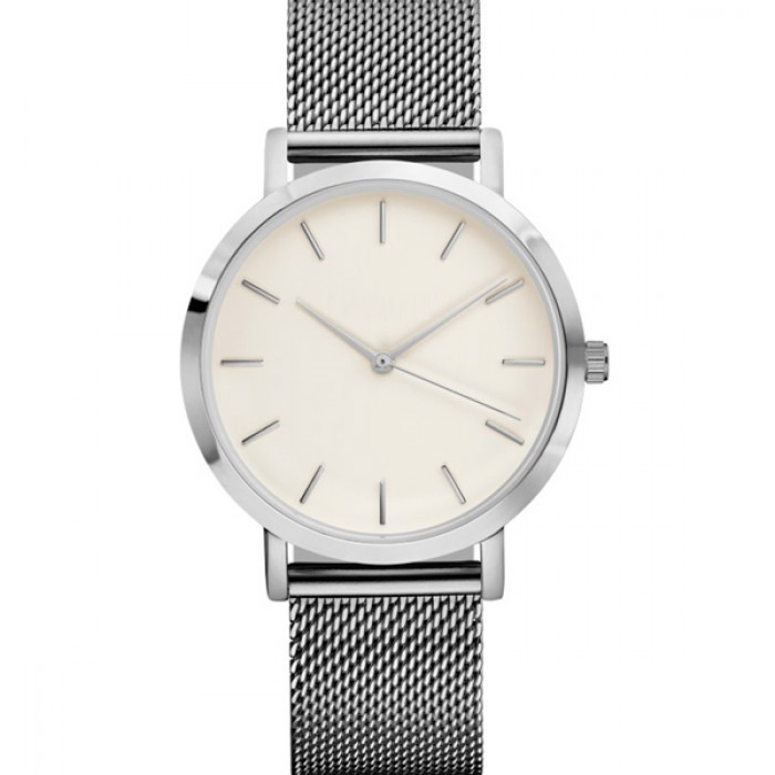 Женские часы Geneva 1382 Silver