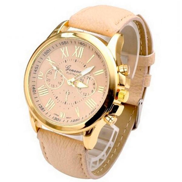 Женские часы Geneva 00111 Gold
