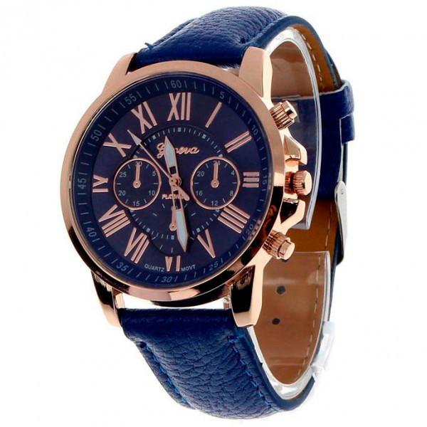 Женские часы Geneva 1362 Blue