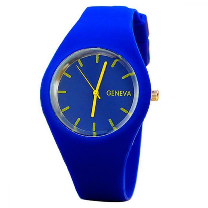 Женские часы Geneva 5076 Blue