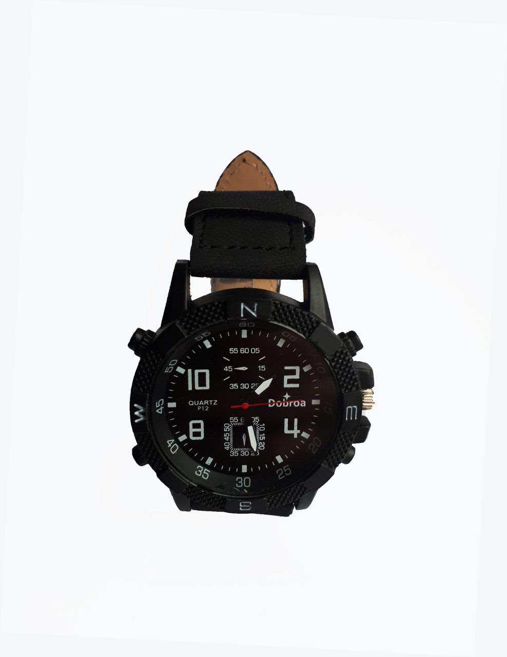 Часы мужские кварцевые Dobroa DB-3500B Черные