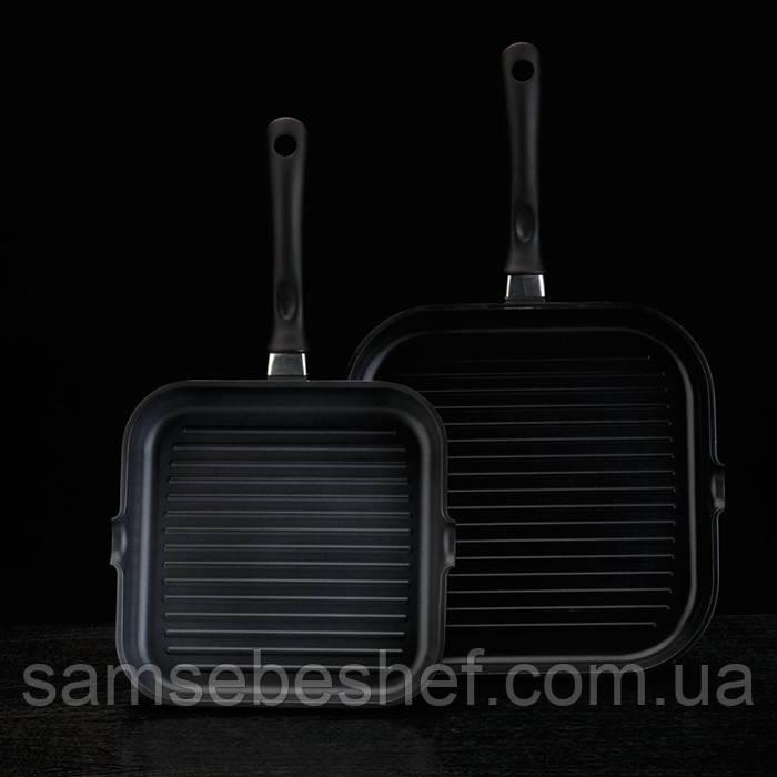 Сковорода-гриль Berghoff Cook&Co Cast Line 28 см 4.5 л 2801307