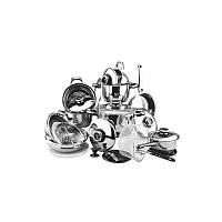 Набор кухонной посуды Vinzer Grand Cuisine 23 предмета, 89025
