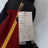 Рюкзак спортивный Onepolar 20 л W1305 на одно плечо красный, фото 10