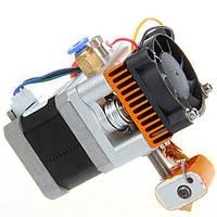 Все металлические мк8 экструдер собран комплект для 3D принтера - 1TopShop