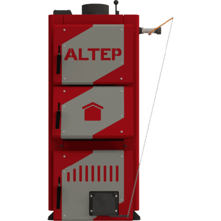 Котел длительного горения Altep Classic 12 кВт, фото 2