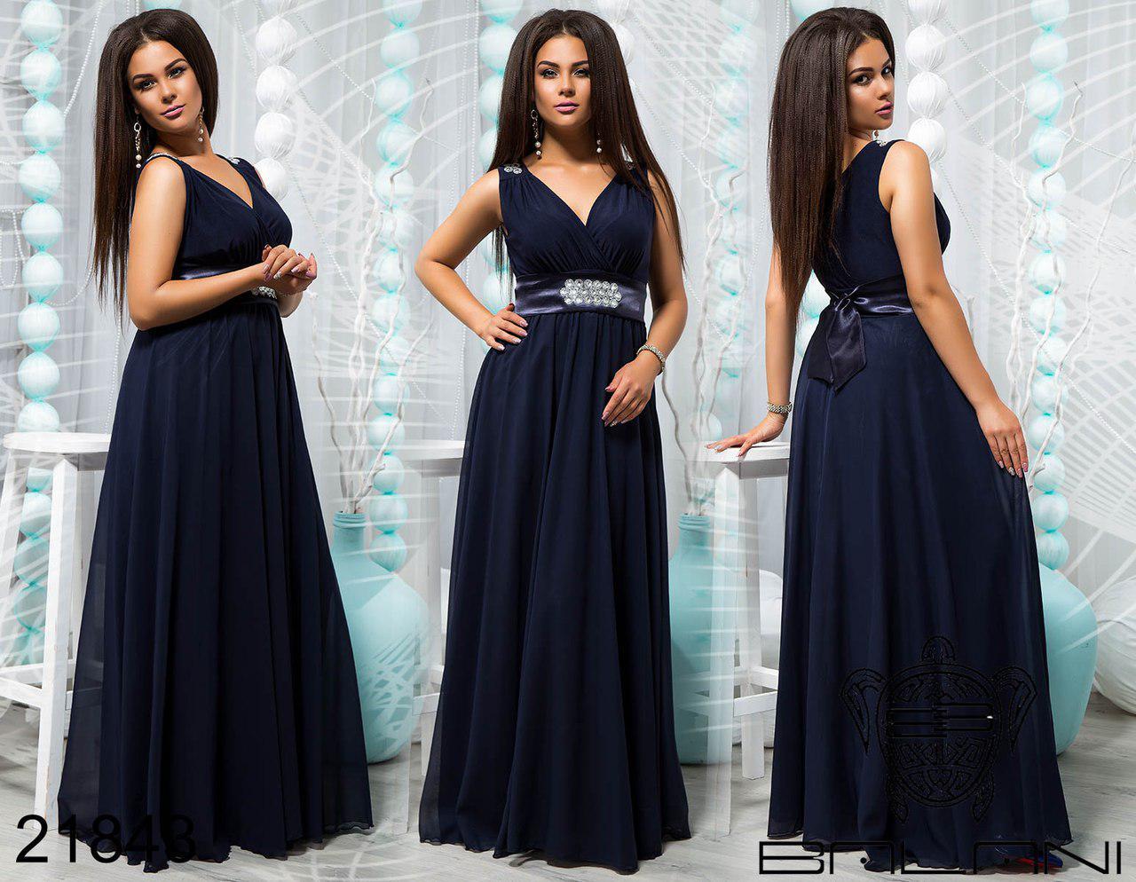 138d35243926ce4 Красивое вечернее платье в пол от ТМ Balani батал р. 48-52, цена 726 ...
