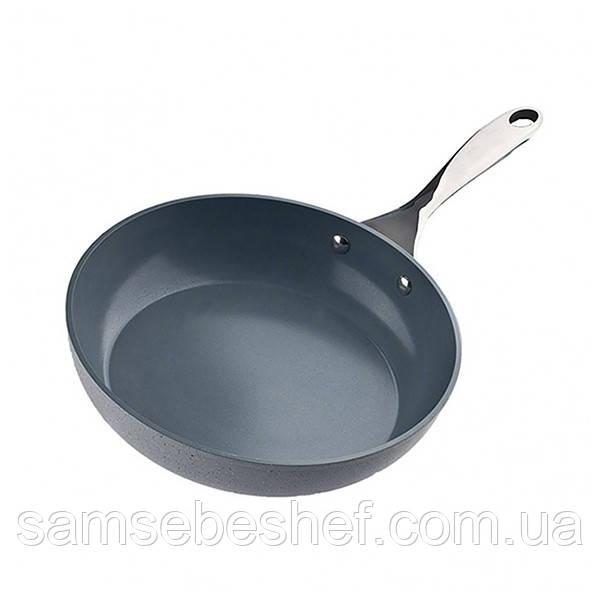 Сковорода без крышки Vinzer Ecoline 28 см, 89414 Ecoline
