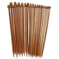 36pcs Bamboo Knitting Needles Sweater Scarf Рукоделие Аксессуары