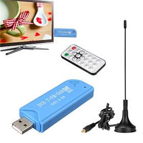 Цифровой dvb-t USB 2.0 sdr тыкать fm hdtv ТВ тюнер приемника палку для windows xp - 1TopShop
