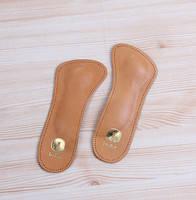 PG017 - Полустелька ортопедическая для обуви на высоком каблуке, р. 36/37