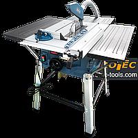 Распиловочный станок Eurotec TS 2000, 250 мм, пропил 85/65 мм, циркулярная пила стационарная, дисковая пила
