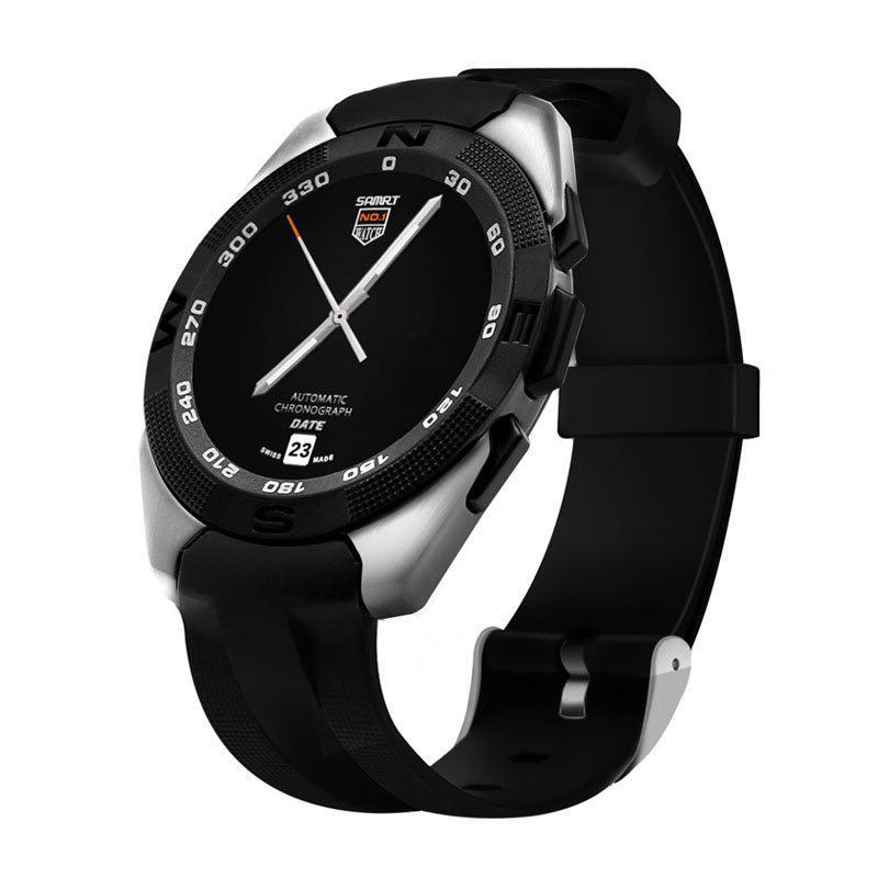 Умные часы  Smart Watch G5 Silver (SWG5S)