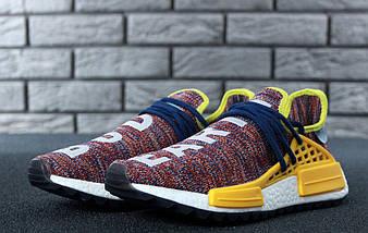 Мужские кроссовки в стиле Adidas NMD Human Race x Pharrell Williams, фото 2