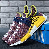 Мужские кроссовки в стиле Adidas NMD Human Race x Pharrell Williams