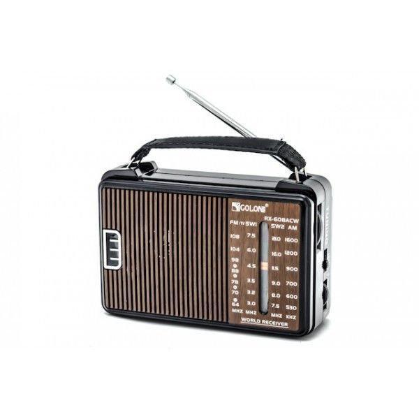 Радиоприёмник GOLON RX-608 CW (sp_2319)