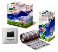 Нагревательный мат Эксон Мат-80 Вт (0.5 m2), фото 1