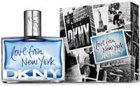 """Donna Karan """"DKNY Love from New York for Men"""" 100 ml Мужская парфюмерия"""